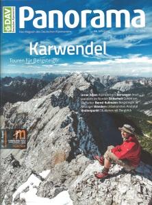 DAV-Panorama-Magazin 4/2014
