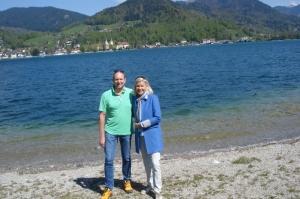 Mein Mitautor Peter Herrchen und ich haben am Tegernsee die Idee eines Gesundheitsworkshops im Herbst geboren.