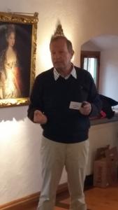 Ein Operateur, der keine Fragen offen lässt: Dr. Christian Fulghum