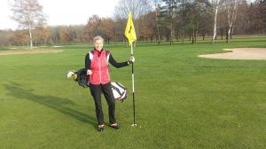 Der Föhn in Bayern machte es möglich, noch im November sonnige Golfrunden zu drehen.