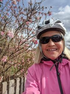 Der Frühling ruft zur Radtour an frischer Luft.